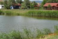 Jakabka-horgásztó - A kis tó