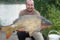 Szavanna Horgásztó