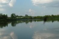 Téglagyári 6-os tó horgásztó - Gyula