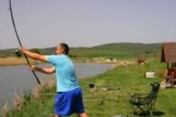 Horgásztó és Szabadidőpark horgásztó - Lucfalva