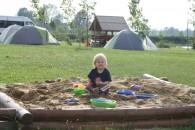 Horgász és Szabadidőpark Joó-tó Kft. - sátorozás