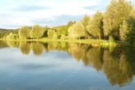 Cser-tó horgásztó - Alsópetény