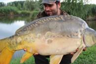 Ökördi Szigetes tó horgásztó - Kiskőrös