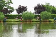 Zápor Horgásztó - Csanádpalota
