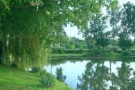 kis Blero Horgásztó - Csodaszép környezet
