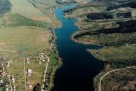 Búzásvölgyi Víztározó horgásztó - Recsk